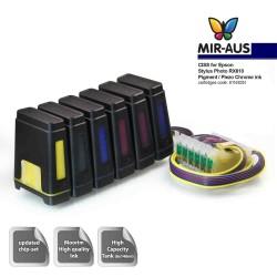 CISS FÜR EPSON RX610 MBOX-V. 2