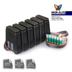 CISS TIL EPSON R390 MBOX-V.2