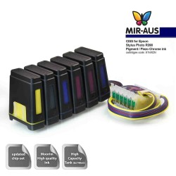 CISS FÜR EPSON R390 MBOX-V. 2