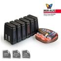 Sistema de abastecimento de tinta  CISS para Canon MG-6360