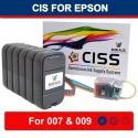 CISS עבור EPSON 900 1280 1270 1290