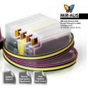 Sistema di alimentazione dell'inchiostro   CISS per HP Officejet Pro 8630 e-All-in-One