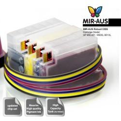 Sistema di alimentazione dell'inchiostro   CISS per HP 8100 8600   950XL