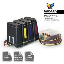 CISS Ink supply HP Office-jet 7110 932XL 933XL