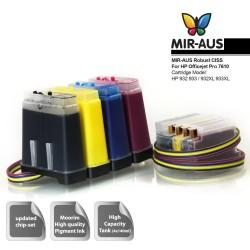 CISS Ink supply HP Office-jet 7610 932XL 933XL