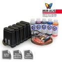 Sistema de abastecimento de tinta | CISS para Canon MG-6460