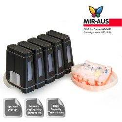 Ink Supply System | Ciss für CANON MG-5460