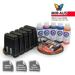 Ink Supply System Ciss for Canon IP7260