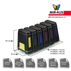 Ink Supply System Ciss für Canon MG-6460