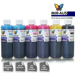 refillable ink 6x250ml for epson printers
