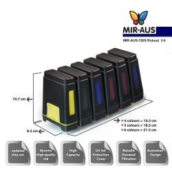 Kontinuerlig blæk levering systemer  CISS passer Epson Expression foto XP-850 850