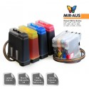 Ink supply system Ciss for brother DCP-J515W