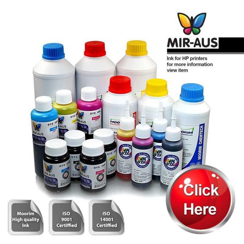 Refill Dye tinta untuk HP 932xl-950xl