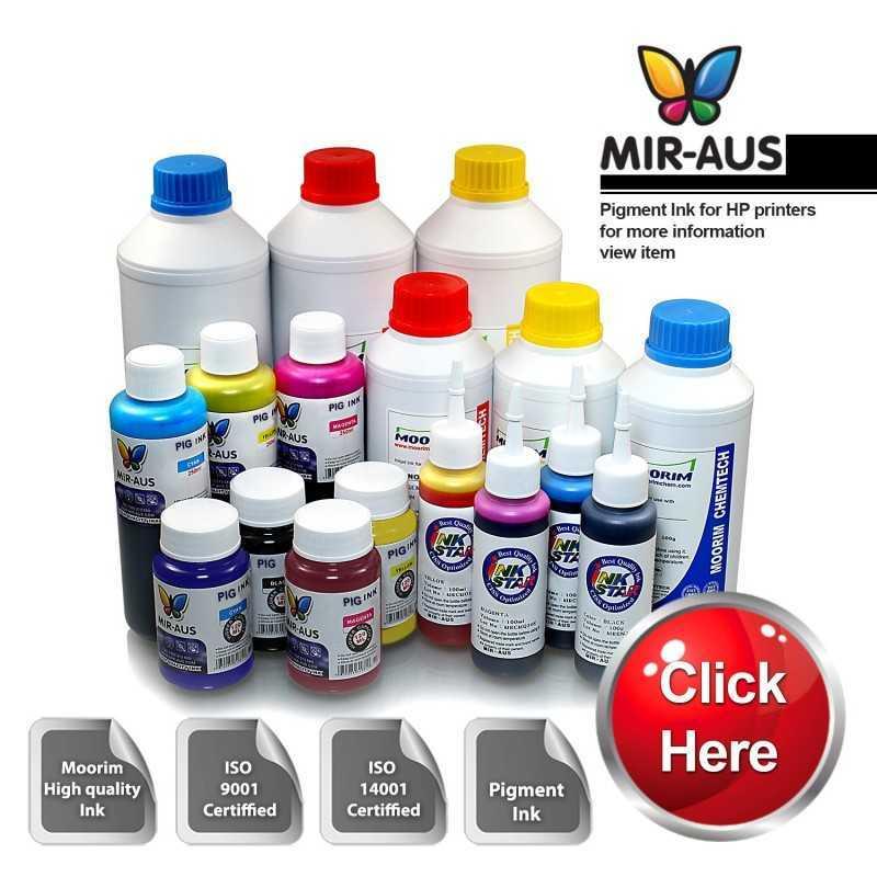 Ricarica inchiostro pigmento per HP 932xl-950xl