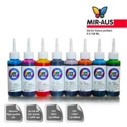 Per Canon Refill Dye Ink per pro 8500 9000 I9950
