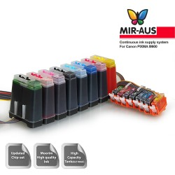 CISS - Ink supply System Suits Canon Pixma 9900