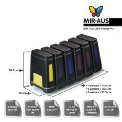 CISS per HP Photosmart 8775 HP02 FLY-v. 3