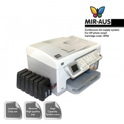 CISS pour HP Photosmart D7260 7260 HP02 FLY-V.3