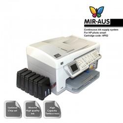 CISS til HP Photosmart C6180 6180 HP02 flyve-V.3