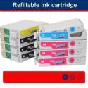 Cartucho de tinta recargables para EPSON R1900