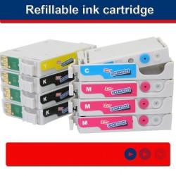 Cartucho de tinta recarregáveis para EPSON R1900