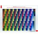 פרופיל מדפסת מותאמות אישית ICC - RGB