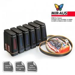 Système d'alimentation - Ciss pour Canon MG8250, MG 8250 d'encre