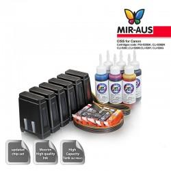 Sistema de abastecimento - Ciss para Canon MG8250, MG 8250 da tinta