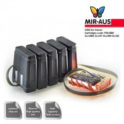 Tinta fornecer sistema Ciss para canon MP810