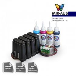 Sistema de alimentação de tinta para Epson Stylus NX635