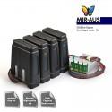 Ink Supply System | Ciss für Epson WorkForce 325 133 FLY-v. 3