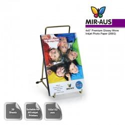 Papier Photo papier vélin 102x152mm 260 G Premium brillant élevé