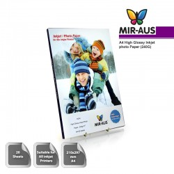 A4 240 G alta Glossy Inkjet Photo Paper