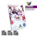 A3 260G Premium High Glossy Inkjet Photo Paper