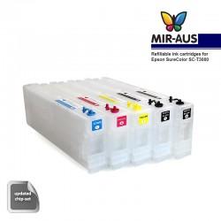 Nachfüllbare Tintenpatronen für Epson SureColor SC-T3000