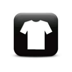 A4 bläckstråleskrivare T-Shirt Transfer papper vit 5 ark
