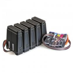 Kontinuerlig bläck försörjningssystem för Epson Expression Premium XP-610