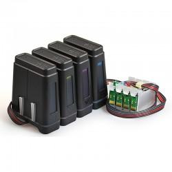 CISS til Epson arbejdsstyrke WF-2650 farvestof blæk