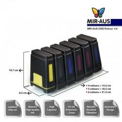 Vide CISS Epson 6 couleurs