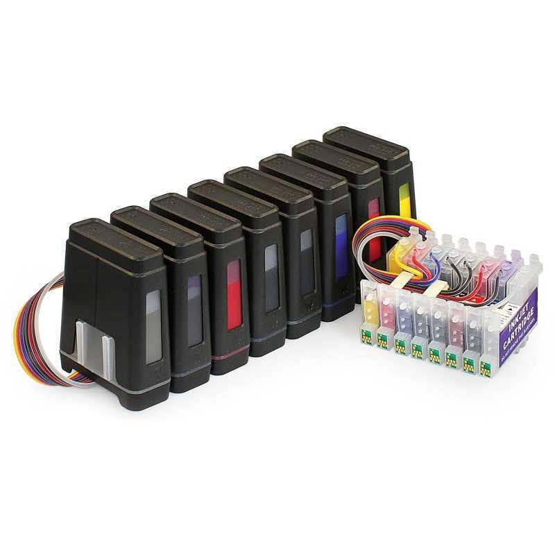 CISS for EPSON R800