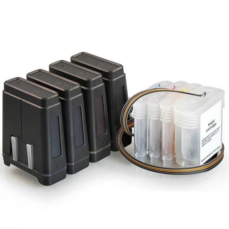 СНПЧ системы непрерывной подачи чернил питания подходит для HP 8500 8000 94