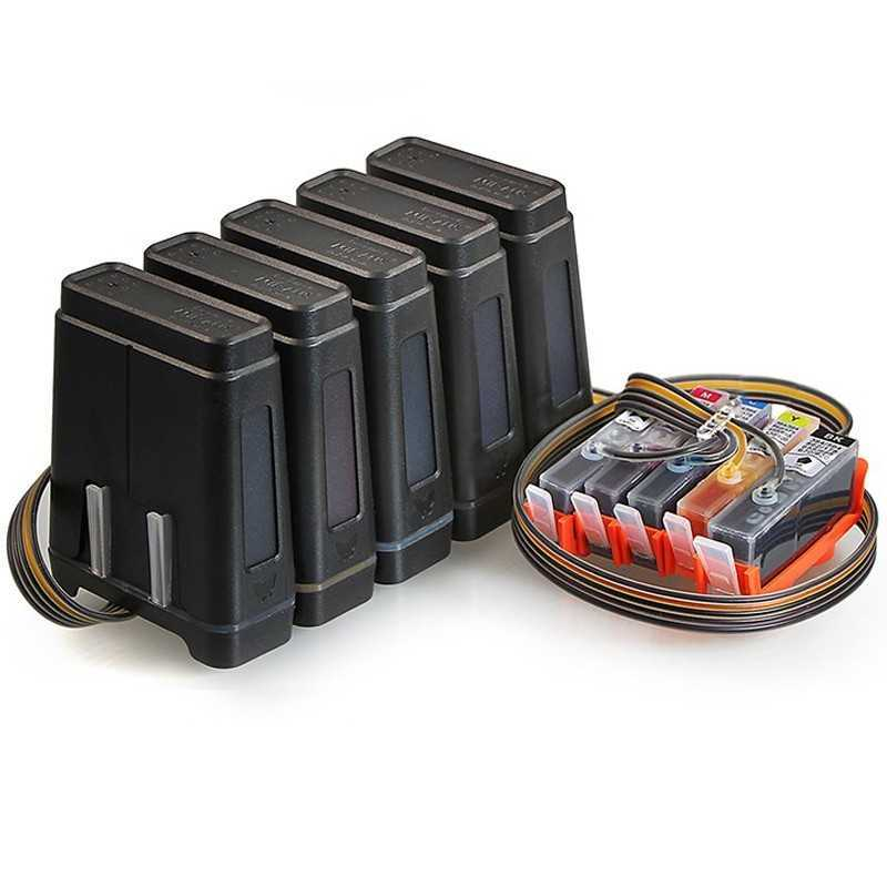 СНПЧ для HP Photosmart D5463