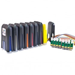 Continuous Ink Supply System CISS for Epson R1900
