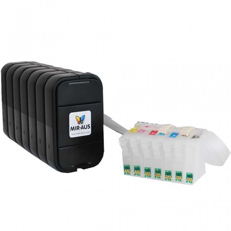 CISS TIL EPSON 2100 MBOX-V.2