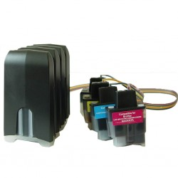 CISS PARA MBOX-BROTHER LC41 LC47 V. 2 OU FLY-V. 3