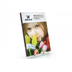 Fogli A4 140G Double-sided Matte Coated Paper 80