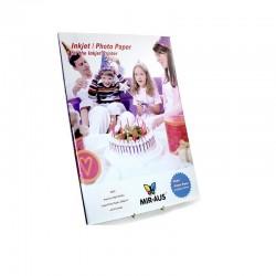 A3 260 G alto brilhante Inkjet papel fotográfico Premium