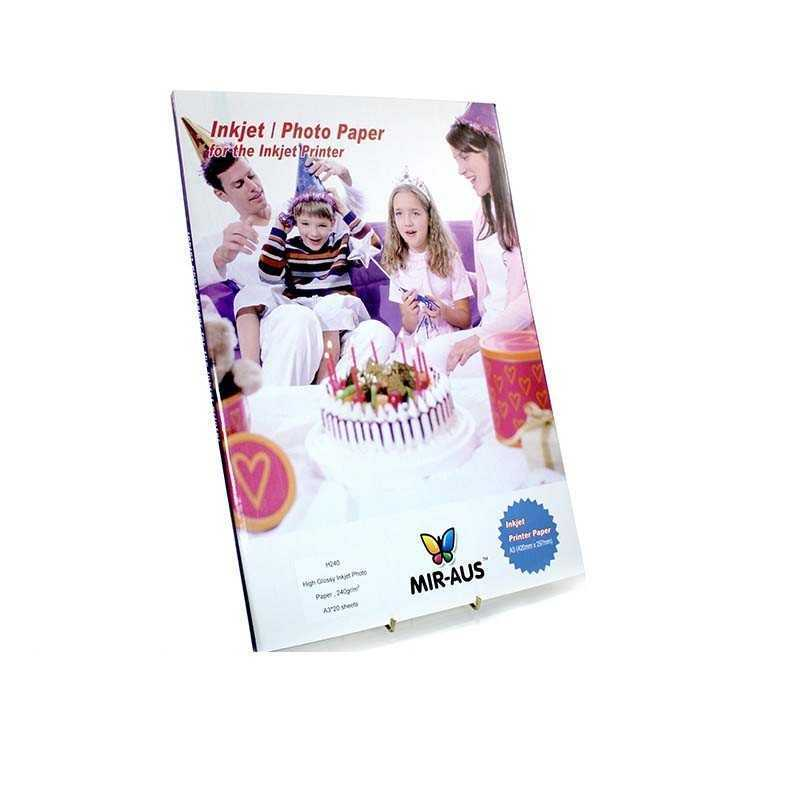 A3 240 G alta Glossy Inkjet Photo Paper