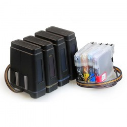 CISS PER BROTHER DCP LC61-165 C DCP-375CW
