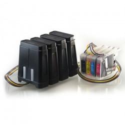 Sistem tinta pasokan - CISS sesuai dengan saudara DCP-J525W